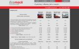 ecomack strona internetowa