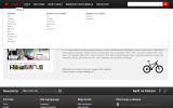 animacja menu w sklepie internetowym