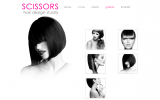 strona internetowa Scissors