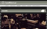 strony internetowe blog wordpress