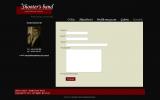 shooters band strona internetowa