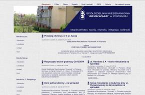strona internetowa sm grunwald