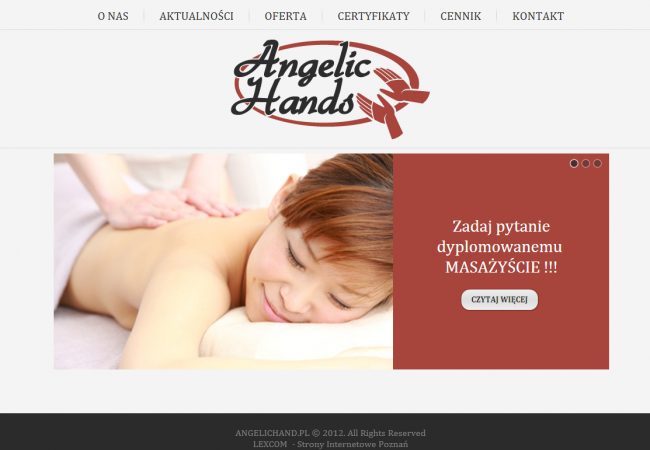 angelichands system cms joomla