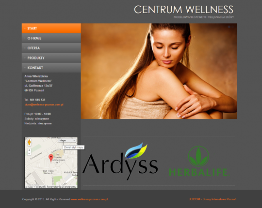 centrum wellness joomla