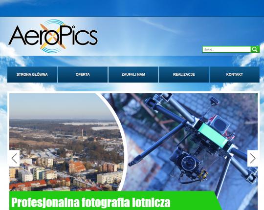 strona www aeropics
