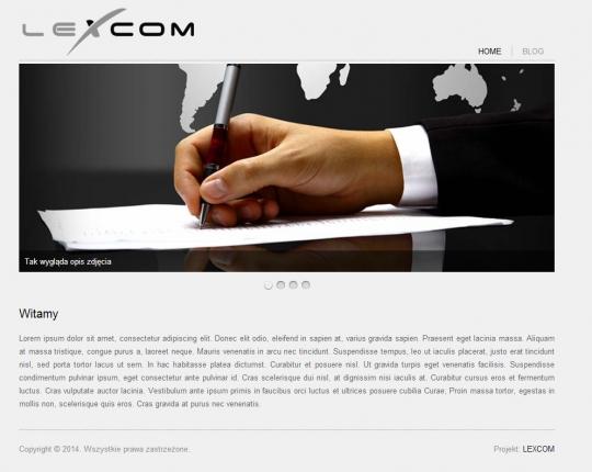 szablon lexcom.demo