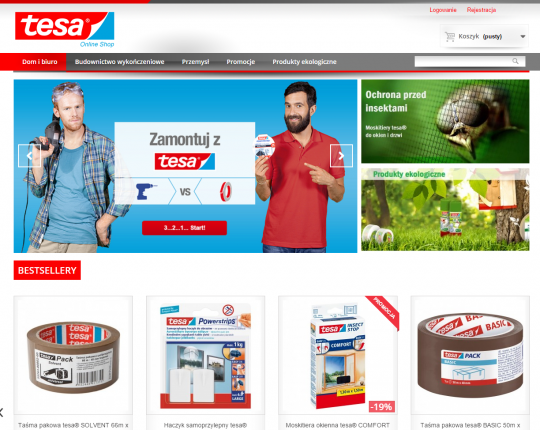 internetowy sklep www
