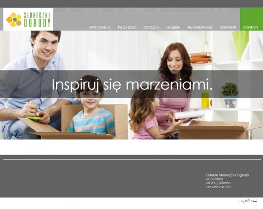 strony internetowe poznan