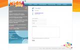 strona internetowa kidsparty